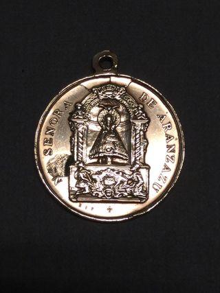 Medalla religiosa