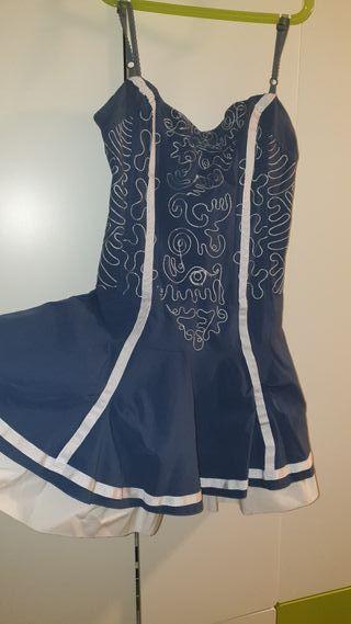 Vestido corto talla 36-38