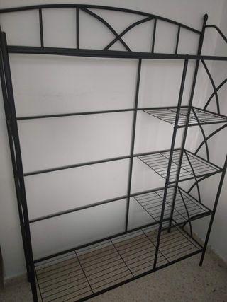 Dormitorio de forja completo