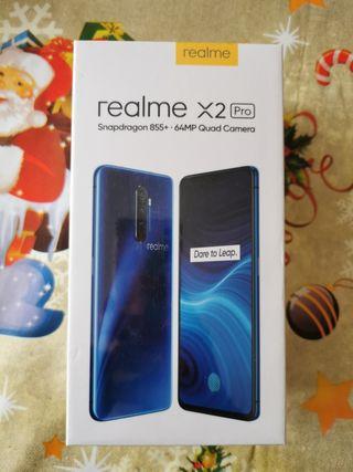 realme x2 pro 256gb, 12 ram, neptune blue