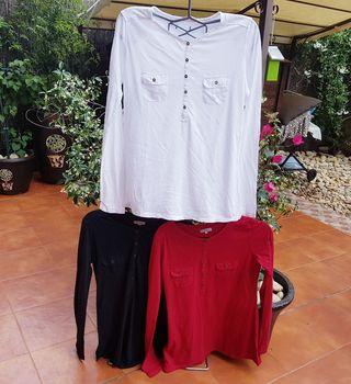 Camiseta manga larga NUEVA