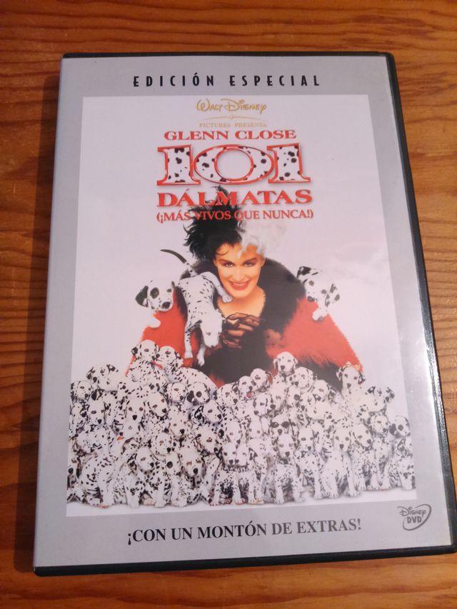 Película DVD: 101 Dálmatas ¡Más Vivos Que Nunca!