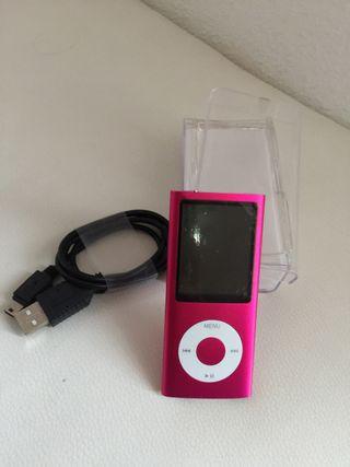 MP4, MP3, cámara, Radio, grabadora de voz, E-book.