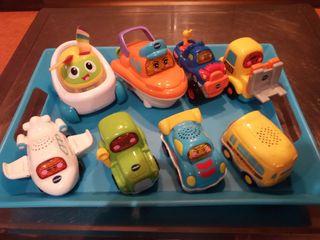 coches variado