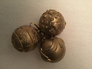 Bolas doradas