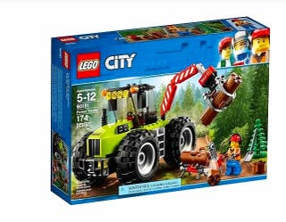 Lego City 60181. Forest Truck.