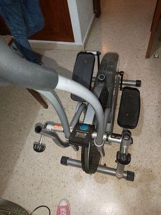 bicicletas estática plegable