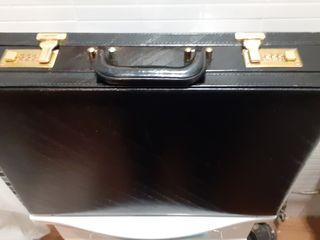 maletin de piel