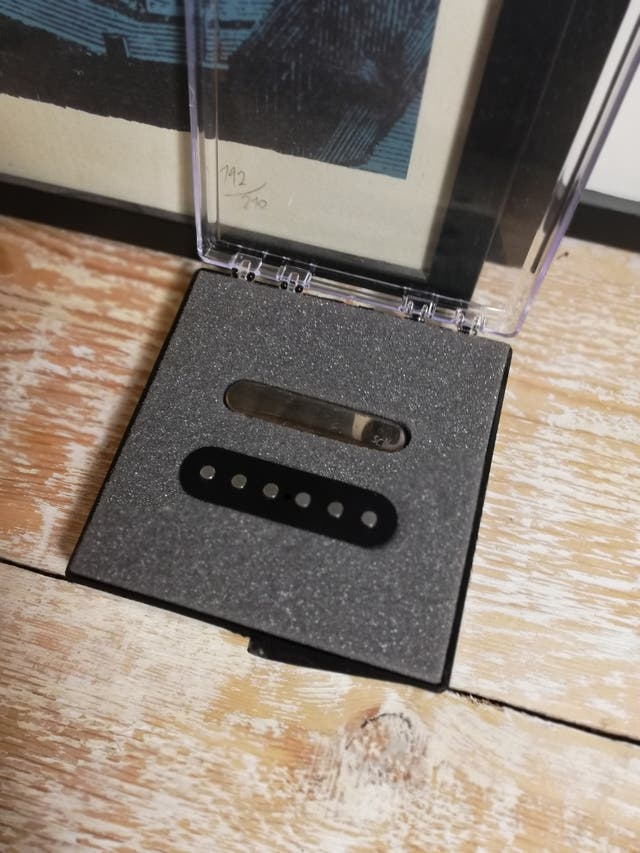 Pastillas Fender Telecaster Noiseless