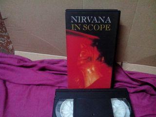 NIRVANA ( grupo ) , VHS