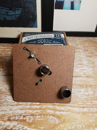 Electrónica Fender telecaster s1