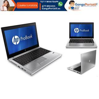 Portátil Hp Probook 5330M, i5 / Cam / 500Gb / Wind