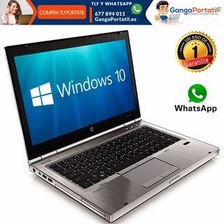 Portátil Hp EliteBook 8470p, i5 / 8Gb Ram / 500Gb