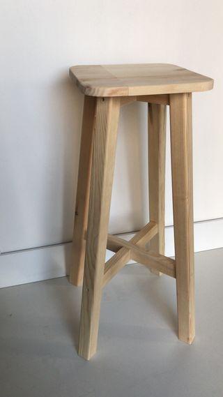 Taburetes de madera envíos a toda españa