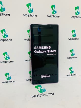 Samsung Note 9 impecable