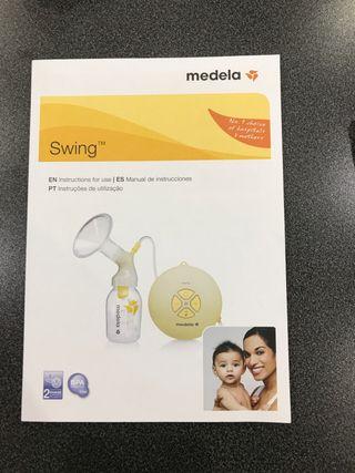 Saca leches eléctrico Medela swing+ Top Medela M