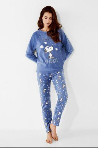 Pijama Polar SNOOPY