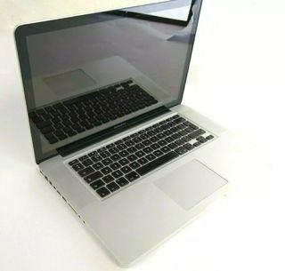 """Apple MacBook Pro i7 15.4"""" 16gb RAM SSD 500GB"""