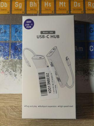 Hub Usb C *11 en 1* Universal