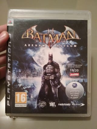 Arkham Asylum (PS3)