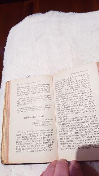 Misal antiguo 1926 Consolador Eucaristico