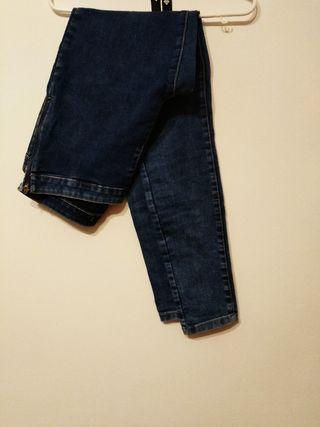pantalones vaqueros elásticos talla 42