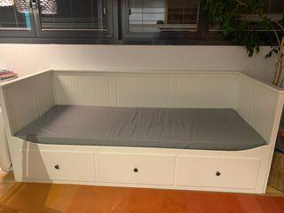 Sofá-cama Hemnes ikea
