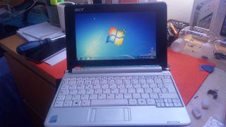 Portatil Acer Aspire One ZG5