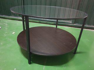 mesa de centro ikea vittsjö