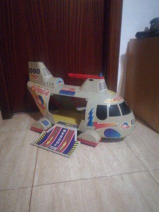 juguete helicoptero rima