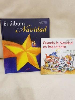 Libros infantiles navideños