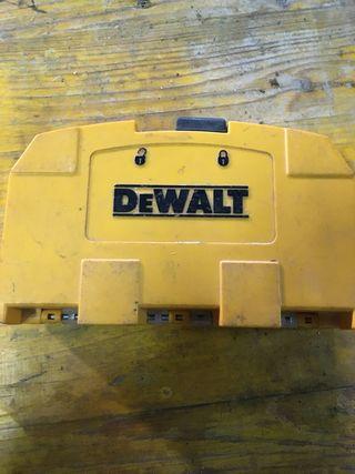 Mini maletín Dewalt