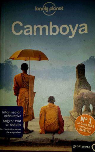 Guía viaje Lonely Planet Camboya ( Más artículos de viaje en mi perfil