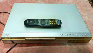 Reproductor grabador DVD regrabable ( Más Foto audio y video en mi perfil
