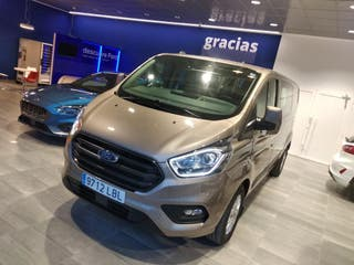 FORD NUEVO TRANSIT CUSTOM NUEVO TRANSIT CUSTOM MIXTA FT 340 L2 TREND M1 2.0 TDCi 125KW (170CV) MHEV Euro 6.2