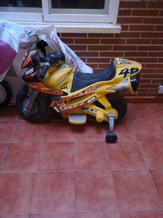 moto bateria