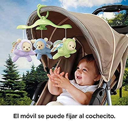 proyector Fisher Prince Ositos voladores