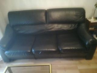 vendo sofá tres plazas ,más sillon