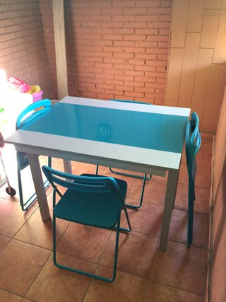 Mesa de Cocina de segunda mano en Alcobendas en WALLAPOP