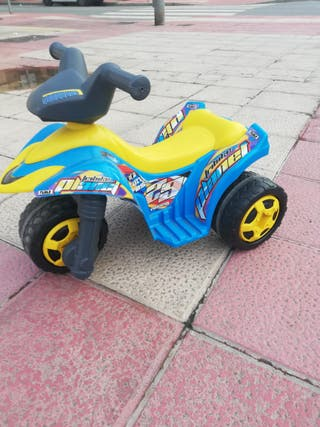 mini moto eléctrica niño