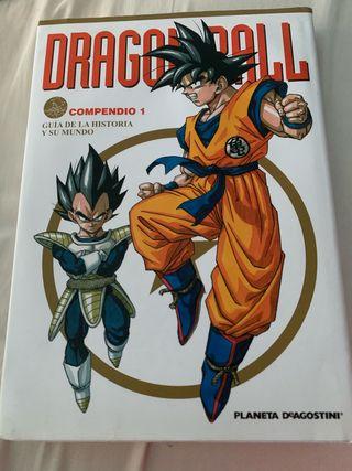 Libro Dragon Ball Compendio 1