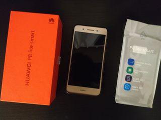 Huawei P8 Lite Smart,incluye funda y soporte coche