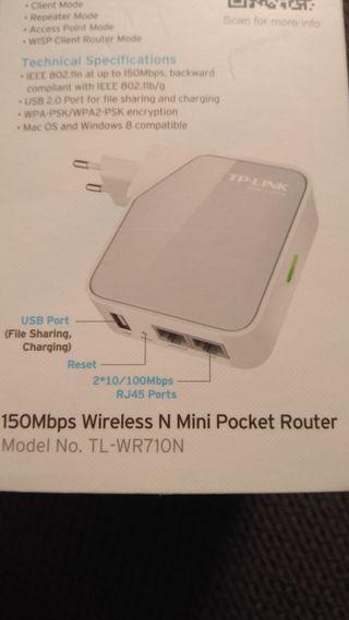 wifi multiusos bolsillo router