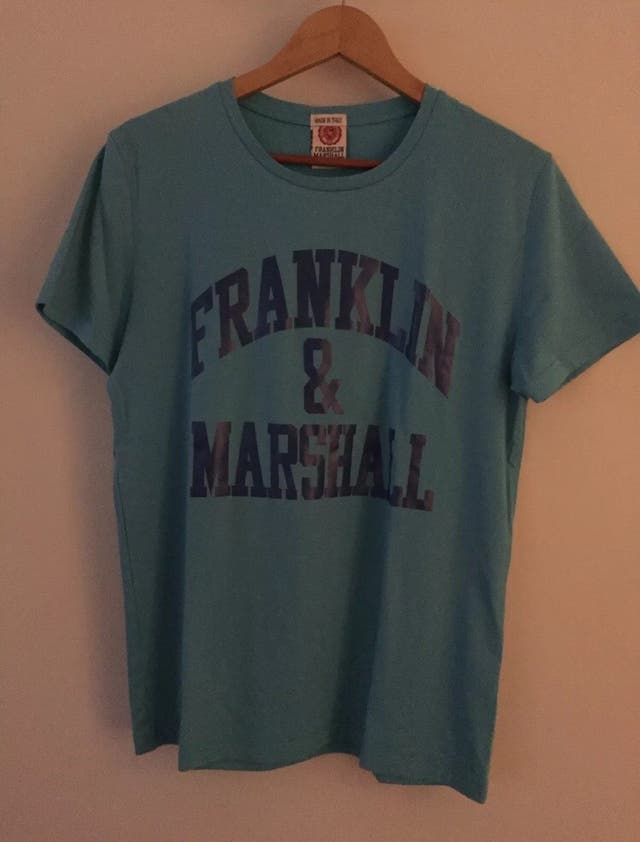 CAMISETA MANGA CORTA FRANKLIN & MARSHALL