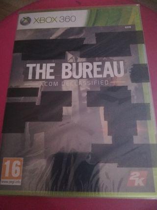Xbox 360 /one The Bureau a estrenar