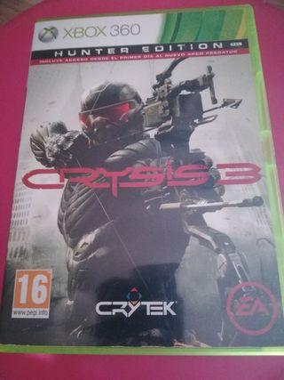 Xbox 360 /one crysis 3