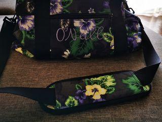 Bolsa grande O'Neill flores