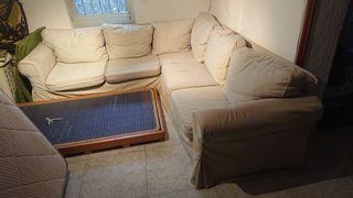 sofa de 6 plazas en L sillon salon habitacion