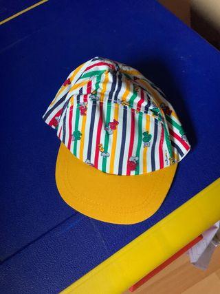 gorra para niño