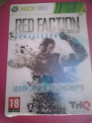 Xbox 360 /one Red Faction Armageddon